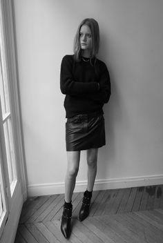 26 façons (différentes) de porter le total look noir | Glamour