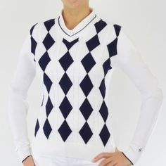 Green Lamb - GL Argyle Sweater