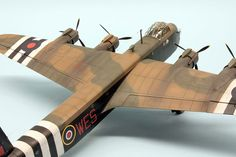 Italeri 1/72 Short Stirling Mk.I by Roland Sachsenhofer: Image