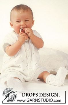 56 Ideas For Crochet Baby Boy Socks Drops Design Baby Knitting Patterns, Free Baby Patterns, Knitting For Kids, Free Knitting, Free Crochet, Drops Design, Baby Romper Pattern Free, Free Pattern, Drops Baby