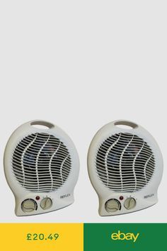 X2 2000w Electric Fan Heater Hot Cold Portable Ultra Quiet Home Office Work Heater Space Heater Electric Space Heaters