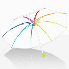 ombrello riciclabile