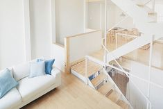 The Prefab MUJI House is a Daylit Minimalist Dream Home in Tok...