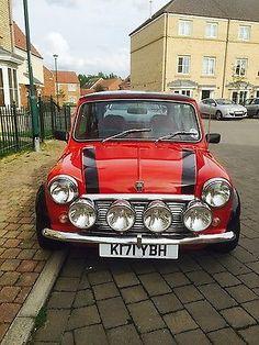 228 Best Mini Mine Images In 2019 Antique Cars Classic Mini