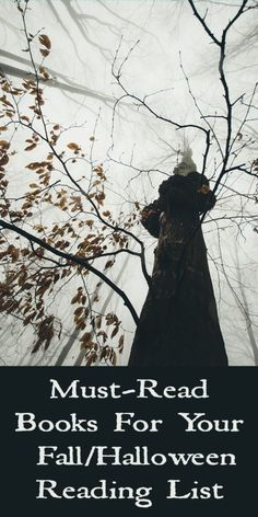 books to read this fall and halloween
