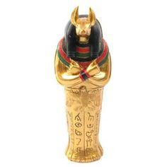 Gold+Egyptian+Anubis+Sarcophagus+Trinket+Box+with+Mummy