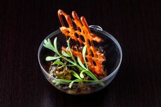 Snail and wild mushroom ragout with Provencal flavour by Jeremy Cayron