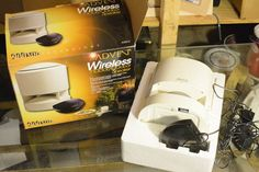 Advent Wireless Indoor/Outdoor Speaker http://www.ctonlineauctions.com/detail.asp?id=240387