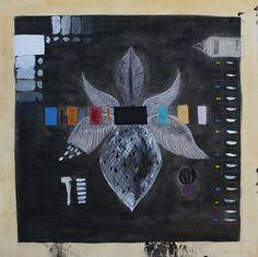 pat steir - Google Search Still Life Artists, Drawings, Layering, Grid, Flowers, Art Ideas, Nova, Mixed Media, Painting