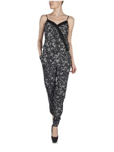 MISS DONNAVAN STRAP JUMPSUIT - ONLY