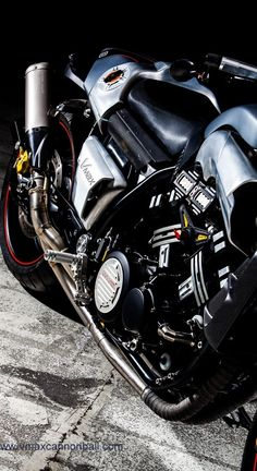 Yamaha V-Max More