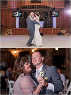 Special Dances inside Saloon at Twisted Ranch wedding in Texas Hill Country