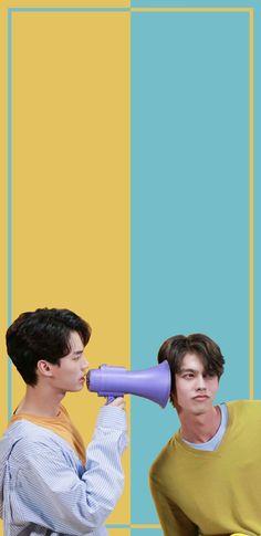 The Series Brigh Vachirawit & Win Metawin Pretty Boys, Cute Boys, Bright Wallpaper, Cute Boy Photo, Boyfriend Photos, Bright Pictures, Cute Gay Couples, Thai Drama, Boy Photos