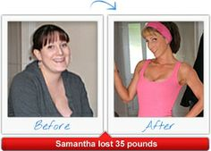 """I have tried everything, and even fasting did not enable the scale to budge one pound. There were also other products that worked for a few pounds, but as soon as my supply was out, I gained the weight back. This is the first dietary supplement that has really allowed me to lose all my weight and I could not feel better about this investment."" – Samantha."