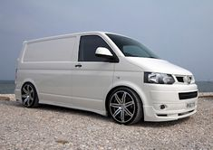 Volkswagen Transporter Styling & Body Kits | Bumpers | Spoilers | Sideskirts | ABT | | Vanworx.co.uk