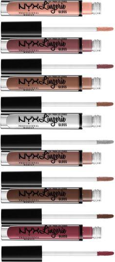 NYX Lip Lingerie Gloss