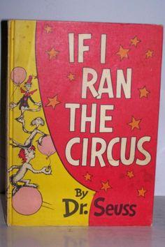 Rare Dr Seuss book