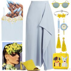 60-Second Style: Asymmetric Skirts
