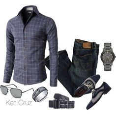 Con este look seguro robaras miradas a donde quiera que vayas!  #HombreFashoop  Vive con estilo, crea tu estilo...