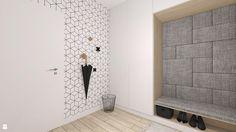 Hol / Przedpokój styl Skandynawski - zdjęcie od INTERJO projektowanie wnętrz i grafiki - Hol / Przedpokój - Styl Skandynawski - INTERJO projektowanie wnętrz i grafiki Dom, Tile Floor, Flooring, Tile Flooring, Hardwood Floor, Paving Stones, Floor, Floors