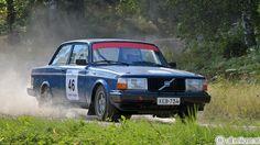 Volvo - Lahti Historic Rally 2014