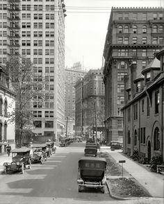 Detroit, Michigan 1916