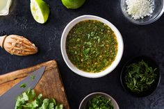 Thai Chile-Herb Dipping Sauce