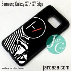 21 Pilots Cool Poster Phone Case for Samsung Galaxy S7