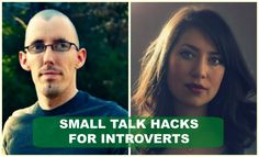 Small Talk Hacks For Introverts | Introvert Spring