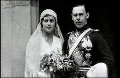 Princess Margarita of Greece m Furst Gottfried zu Hohenlohe_Langenburg (eldest sister of Prince Phillip)