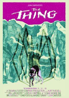 "John Carpenter's "" The THING """