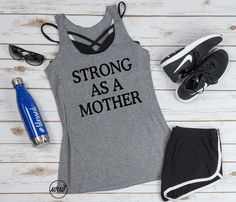 Basketball T Shirt Design Editor Refferal: 9482888102 Fit Girl Motivation, Gym Shirts, Workout Tanks, Getting Things Done, Girl Boss, Boss Lady, Racerback Tank, Work Wear, Lounge Wear