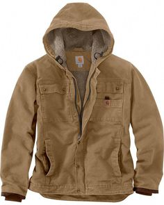 f06cec4b437 Buy the Carhartt Bartlett Jacket for Men and more quality Fishing, Hunting  and Outdoor gear at Bass Pro Shops.