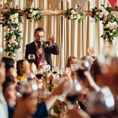 A toast is a ritual in which a drink is taken as an expression of honour and good will. To follow general etiquette, a toast should be offered standing and never done so with an empty glass • Photography by Hamish Irvine
