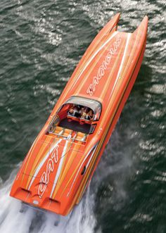Take a ride in the MTI 42 Race/Pleasure catamaran and try not to smile. Fast Boats, Cool Boats, Speed Boats, Power Boats, Try Not To Smile, Offshore Boats, Float Your Boat, Love Boat, Yacht Boat