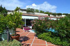 Poolområde - Hotel Madrigale