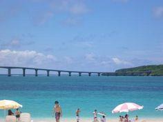 Maehama Beach, Miyako-jima, Japan