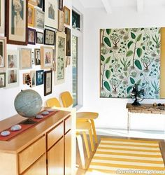 love this house that was featured in domino mag