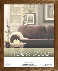 timeless expressions 42105 americana wooden frame 16 x https