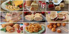 Raccolta Antipasti facili e veloci | CuciniAmo con Chicca