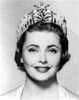 Hillevi Rombin (Sweden) Miss Universe 1955