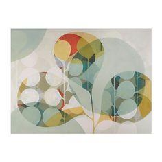 Vintage Opaque Study Canvas Art Print   Kirklands