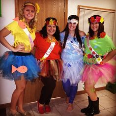 Check out best Group Halloween costumes idea that'll make your girl squad shine like never before. Flaunt your friendship with these Group Halloween Outfits Biker Girl Halloween Costume, Powerpuff Girls Halloween Costume, Girl Scout Costume, Best Group Halloween Costumes, Costumes For Teens, Halloween Outfits, Girl Costumes, Costume Ideas, Halloween Ideas
