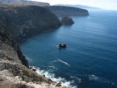 The Channel Islands National Park is packed with hiking opportunities on these unique outposts in the Pacific.
