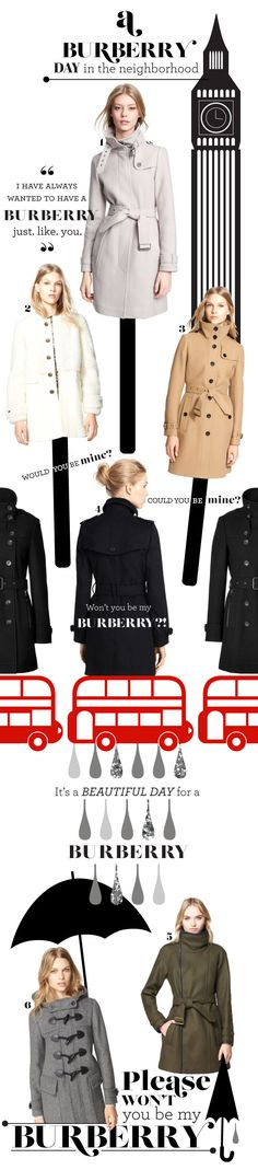 A BURBERRY Day!