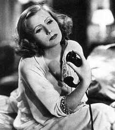 Greta Garbo - Grand Hotel