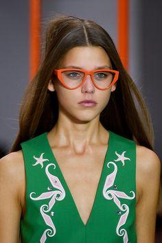 Holly Fulton at London Fashion Week Spring 2016 - Livingly