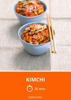 Kimchi - smarter - Zeit: 35 Min.   eatsmarter.de