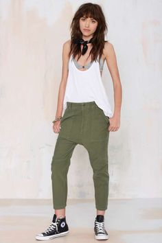 Citizens of Humanity Sadie Utility Pant