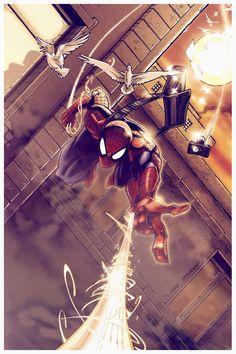 Spiderman by GrindLab on deviantART